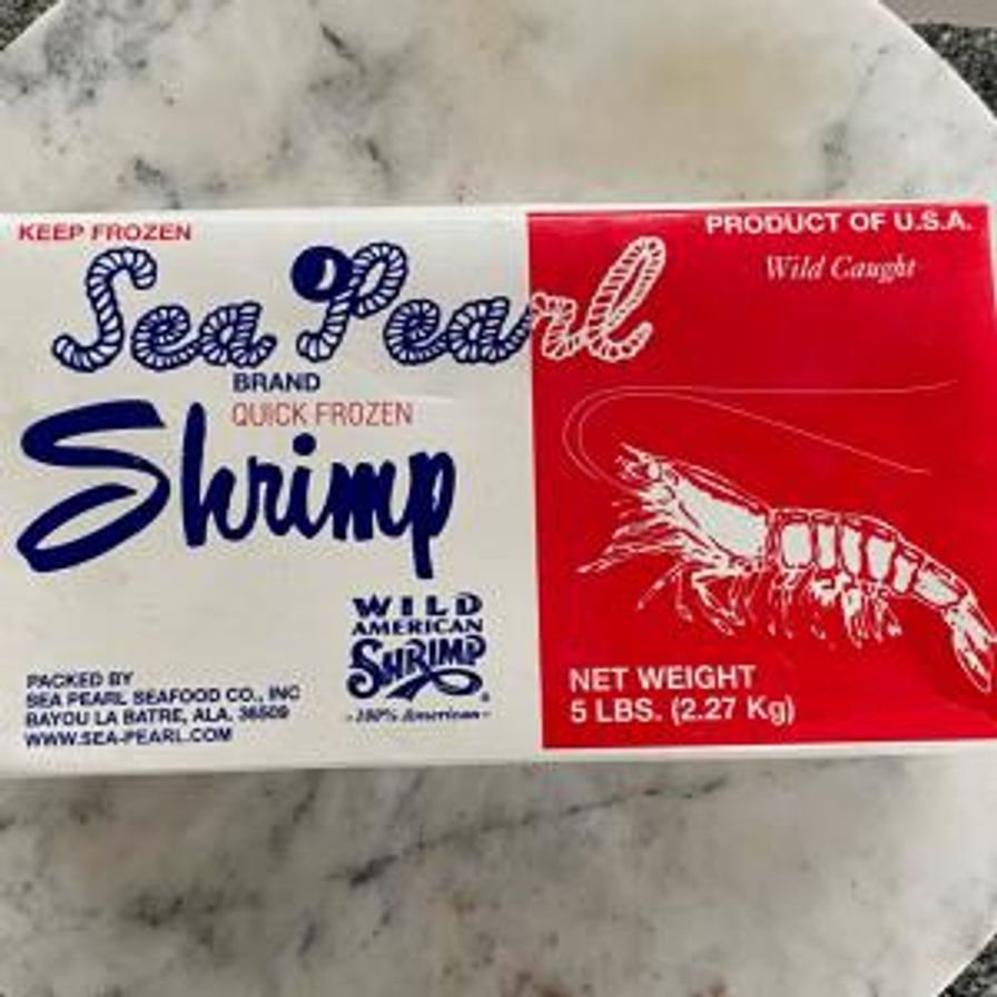 USA Wild Gulf Shrimp (Headless, 21/25 count)