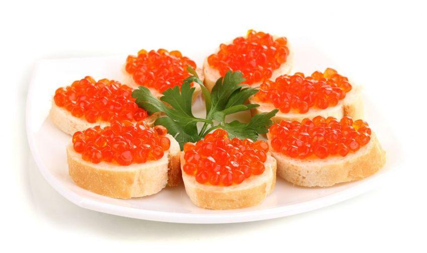 Wild Red Caviar - Wild Coho Salmon 500G