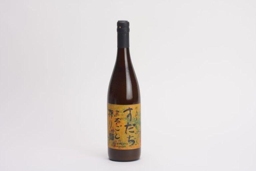 Sudachi Juice, Marugoto Shibori