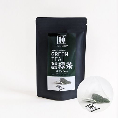 Tea Kitamura - Organic Green Tea