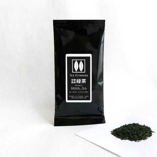 Tea Kitamura - Organic Green Tea Leaf