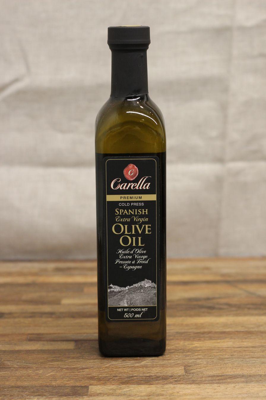 Carella Spanish Olive Oils - 500ml