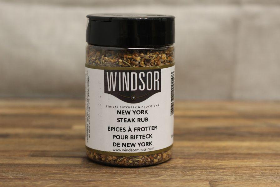 Windsor N.Y. Steak Rub