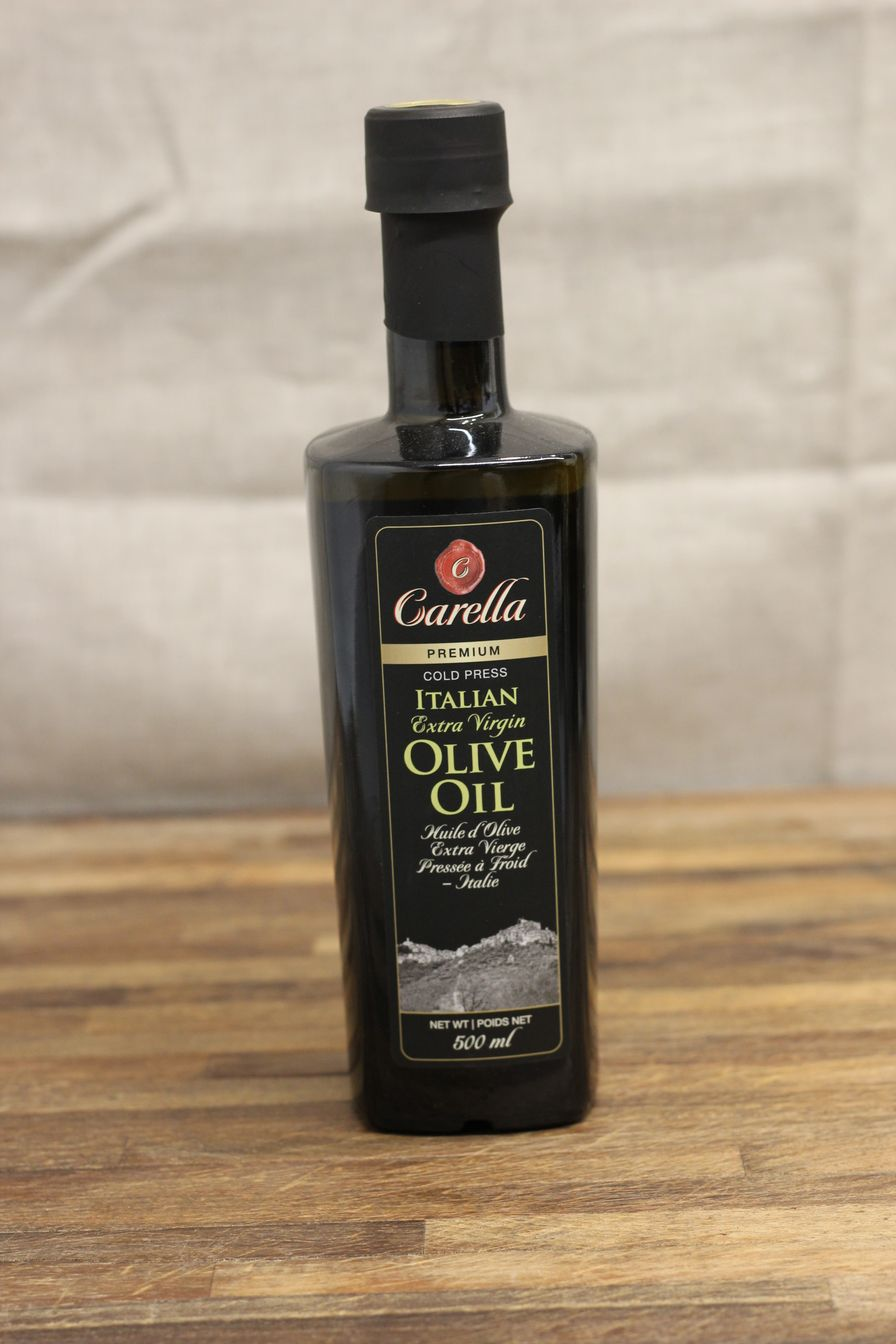 Carella Extra Virgin Italian Olive Oils - 500ml