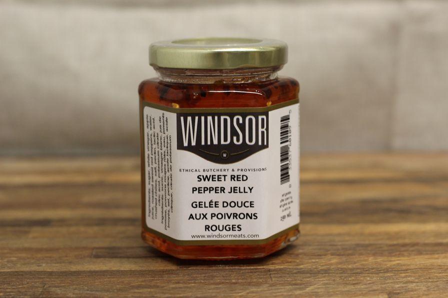 Windsor Sweet Pepper Jelly