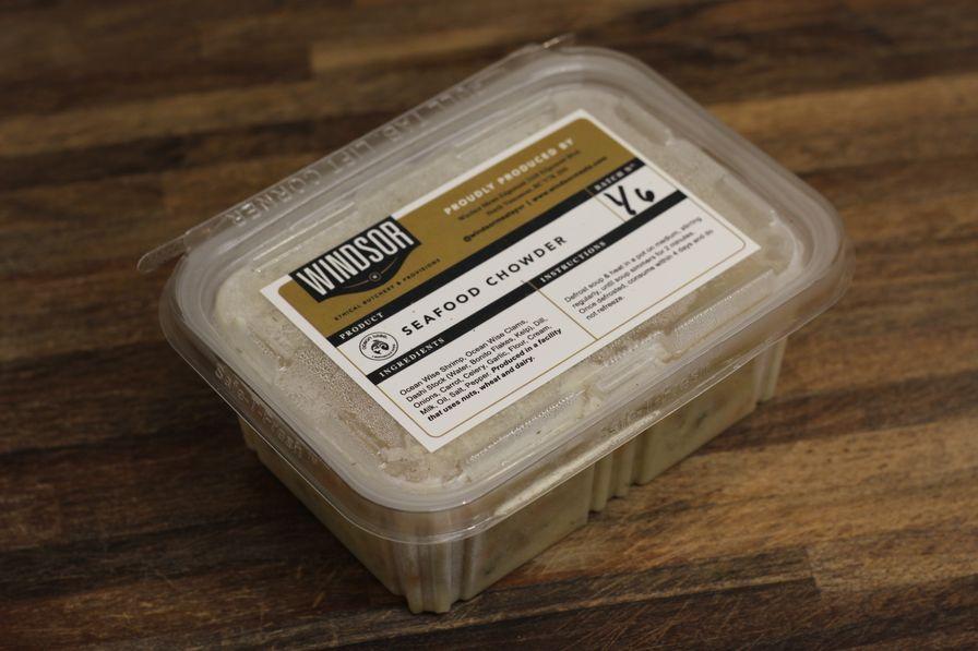 Oceanwise Seafood Chowder