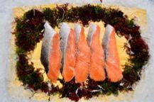 Umimasu Shioyaki Salted Trout