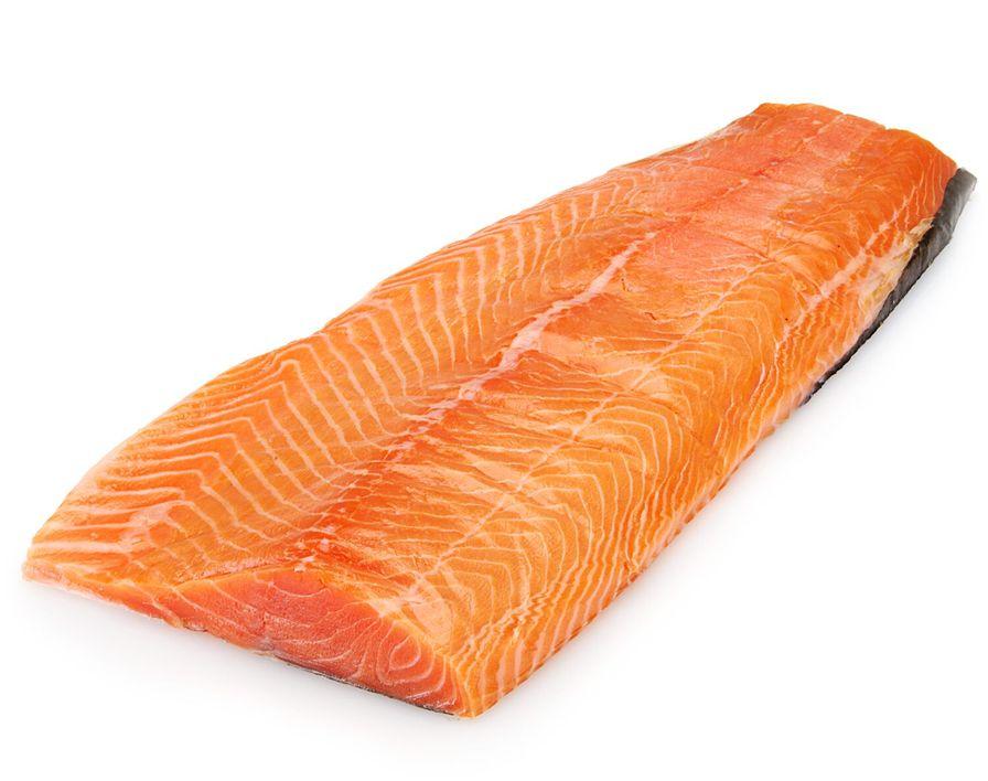 Samaki Irish Double Smoked Salmon (Whole Side)