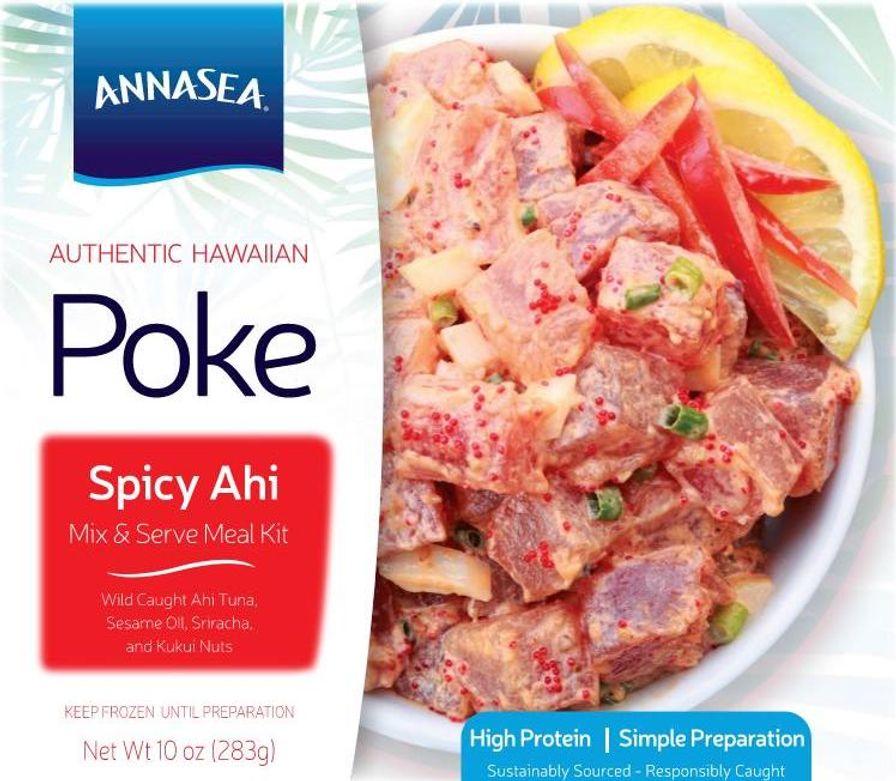 Spicy Ahi Poke Kit