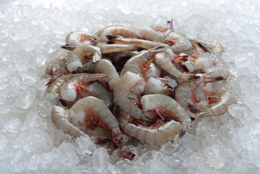Wild USA White Gulf Shrimp (21/25 head off, shell on)