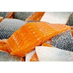 Salmon - Irish Organic Fresh Portions (2 x 6 oz)