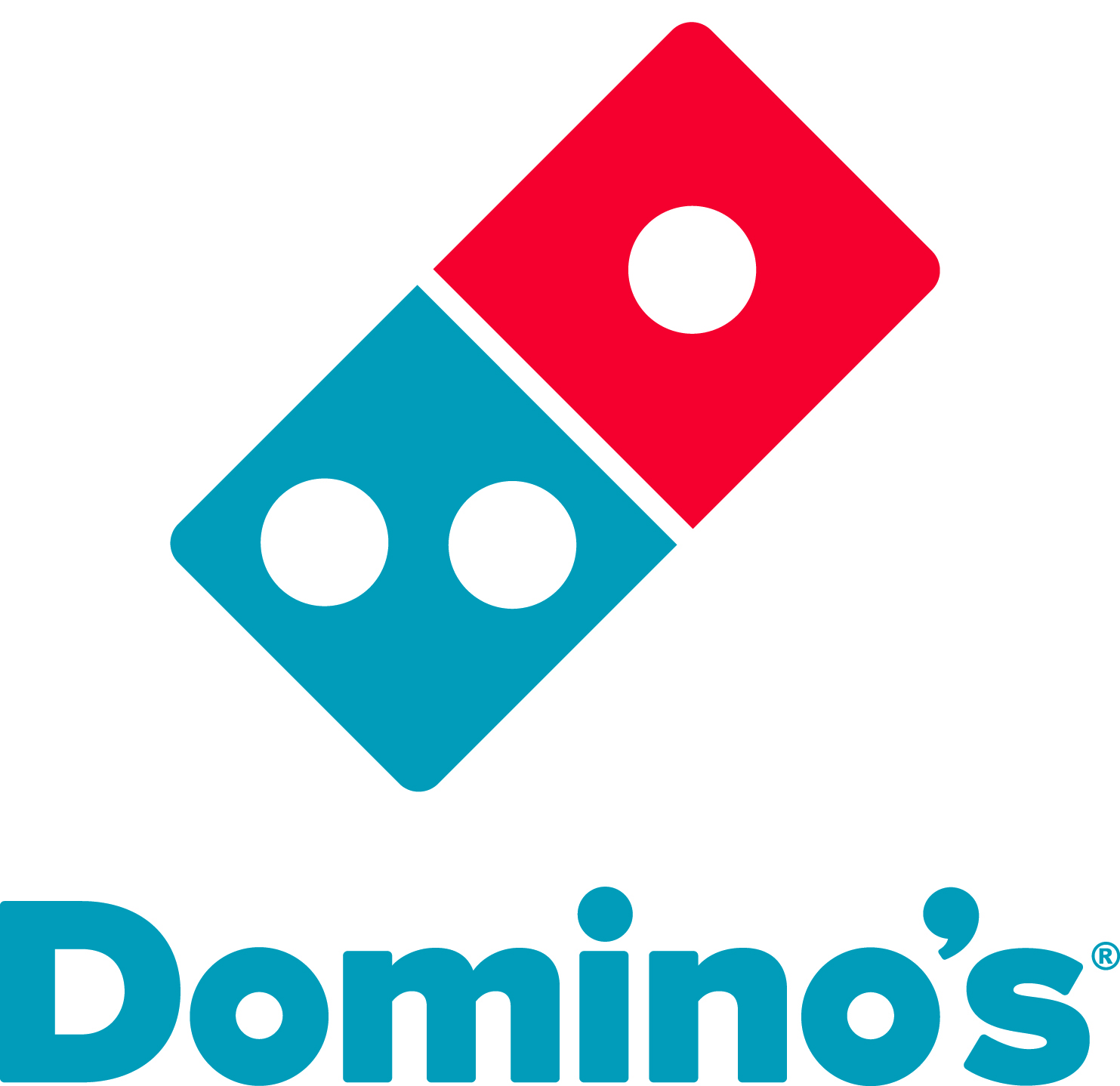 Dominos logo square