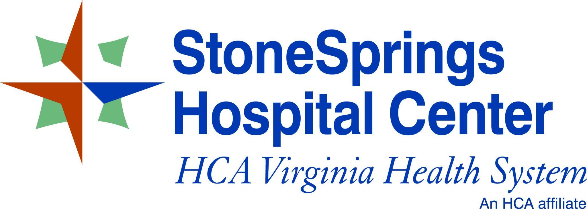 stone springs hospital logo