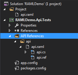 RAML-Demo-RAML-References-in-Project, Image by Dustin Moris Gorski
