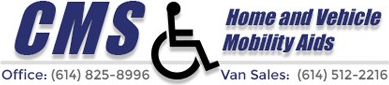 Columbus Mobility Specialists Logo