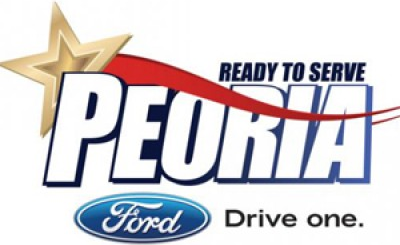 Peoria Ford Commercial Logo
