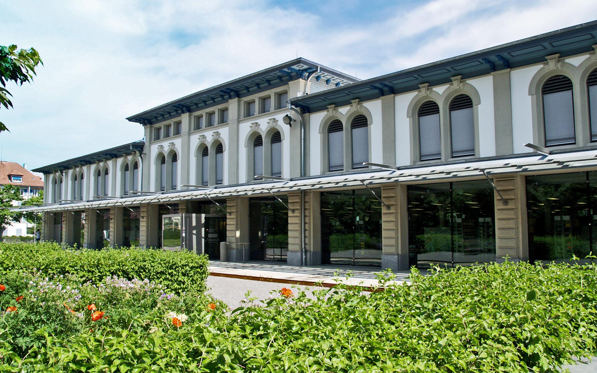 Bibliothek am Guisanplatz BiG