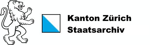 Staatsarchiv Kanton Zürich