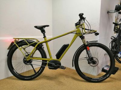Charger GX Rohloff HS