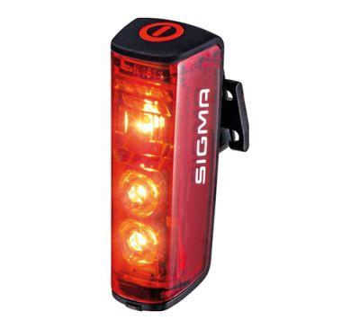 Achterlamp/achterlicht Blaze Powerled USB-oplaadbaar led met dagrijstand en remlicht