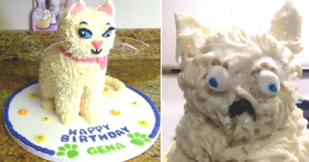 Marvelous 9 Pinterest Cake Fails That Will Haunt Our Nightmares Personalised Birthday Cards Veneteletsinfo