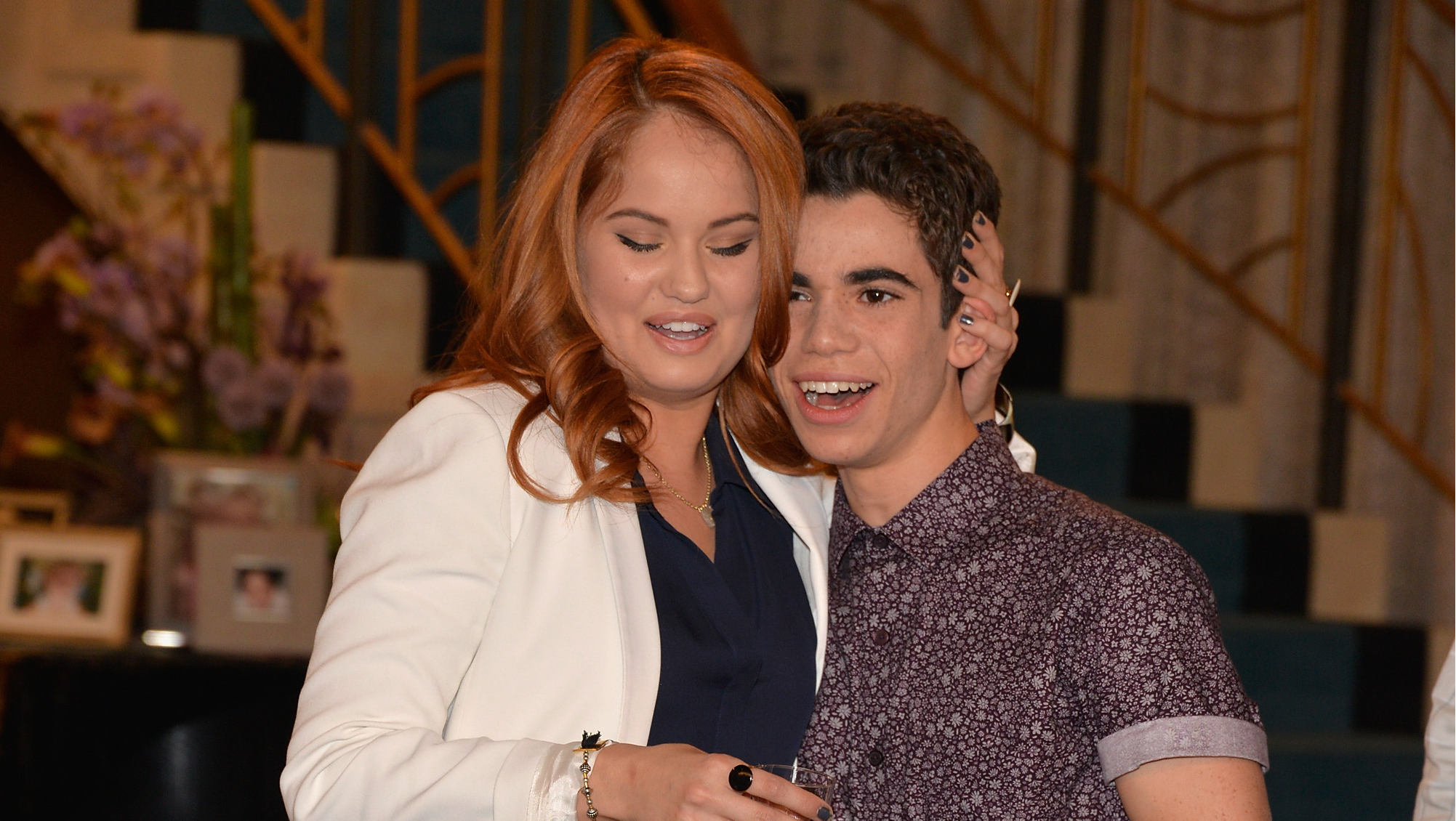Debby Ryan Breaks Silence On Cameron Boyce S Death With Heartbreaking Tribute