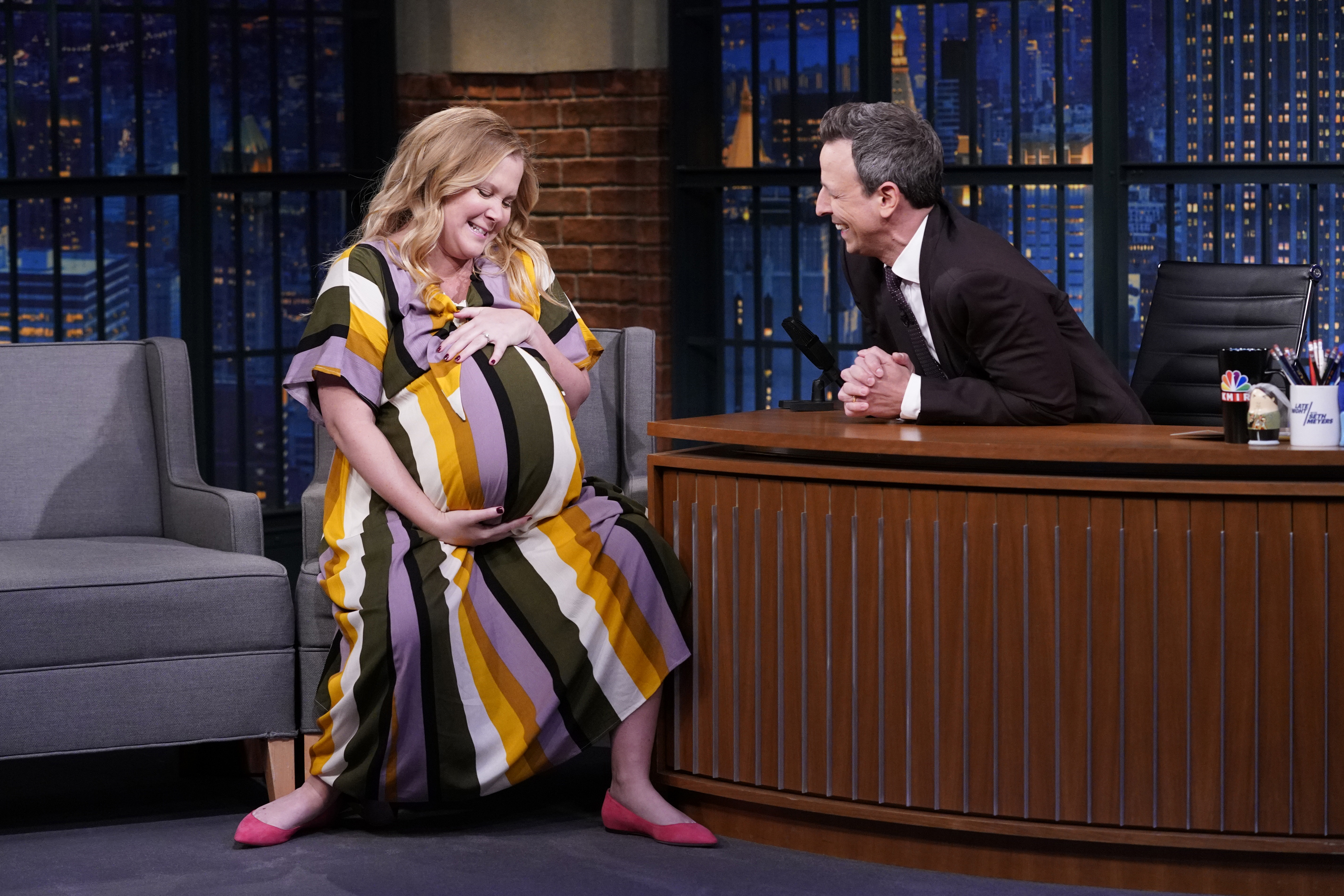 Amy Schumer Tit Pics amy schumer's embracing motherhood with hilarious breast