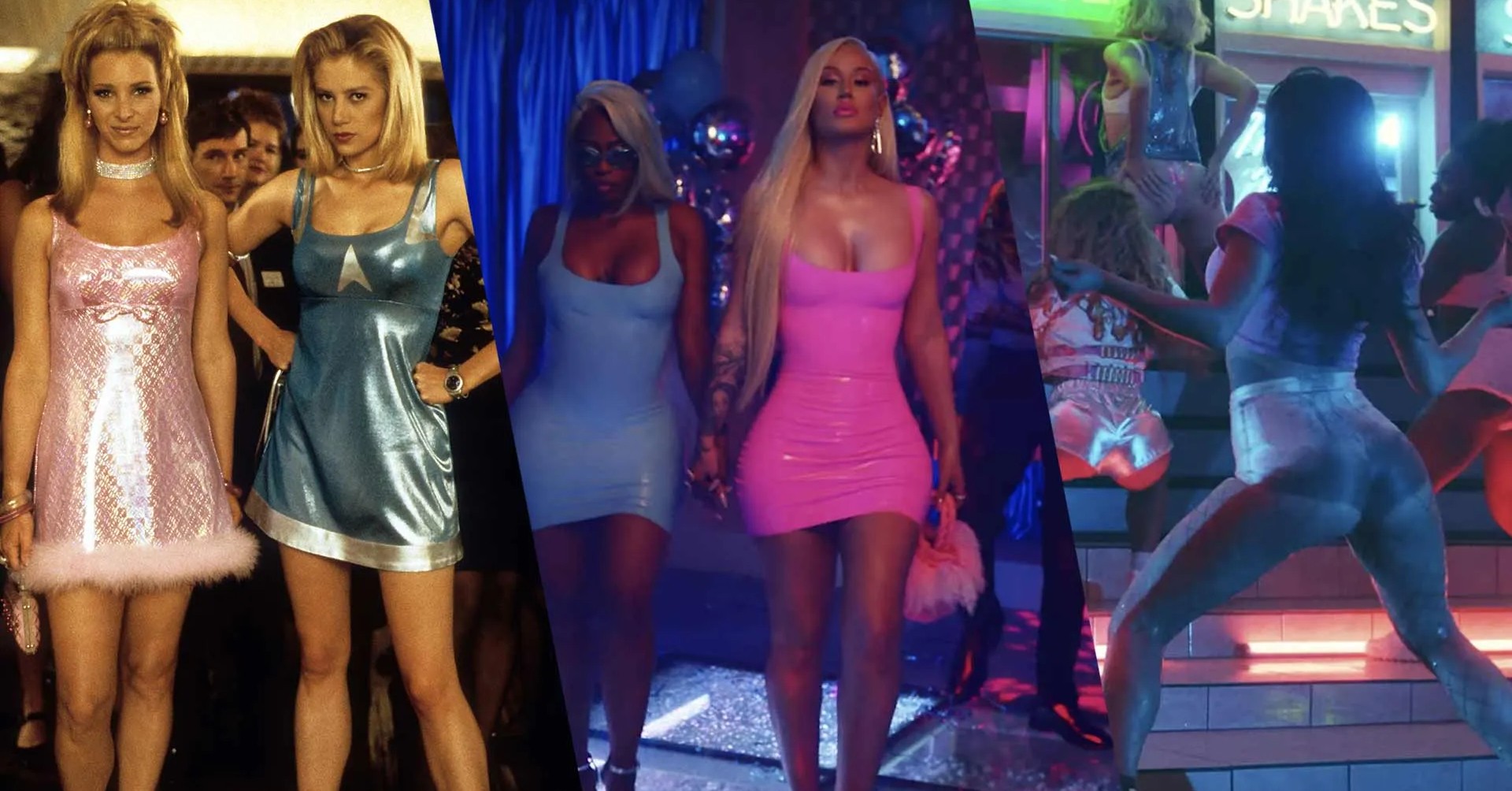 The Sexiest Scenes From Iggy Azalea's 'Romy and Michele' Themed Music Video