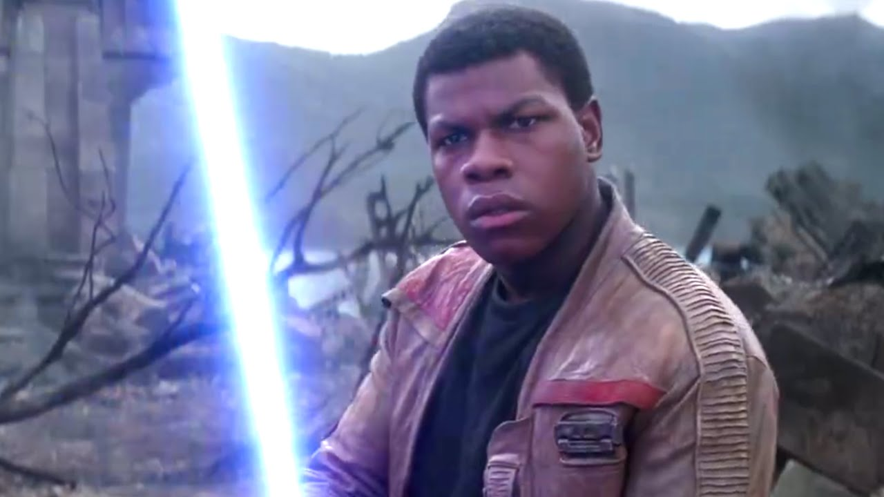 "John Boyega Believes Kylo And Rey Have Nothing On Finn-Poe In 'Star Wars':  ""Finn-Poe's Gonna Last."""