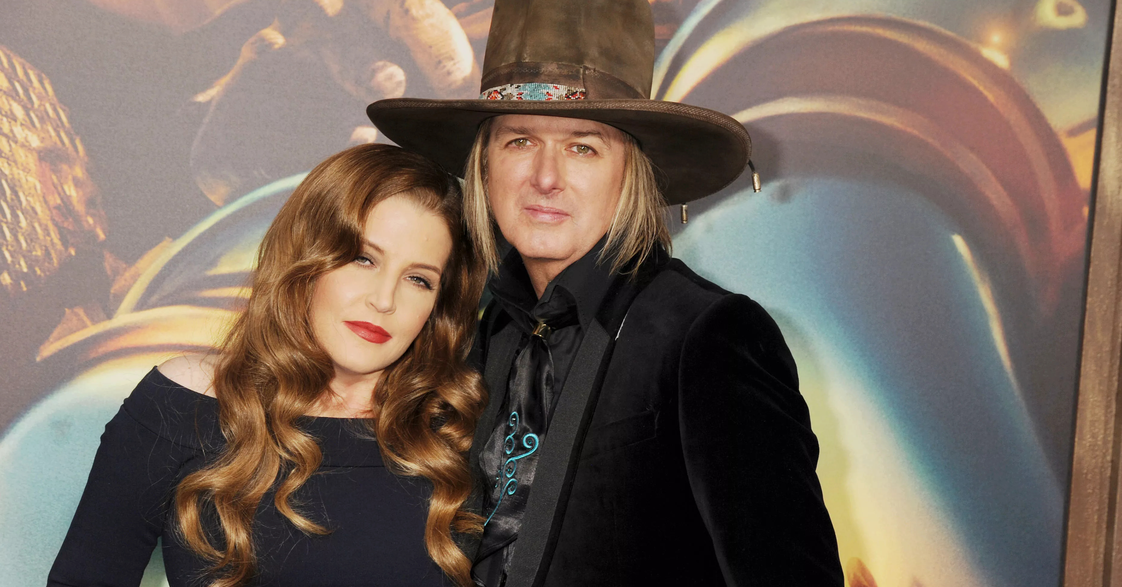 Lisa Marie Presley Is Going To War With Her Ex Husband Over Elvis