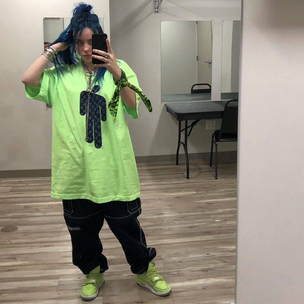 Billie Eilish Got Brutally Honest About Her Toxic Relationship With Her Body