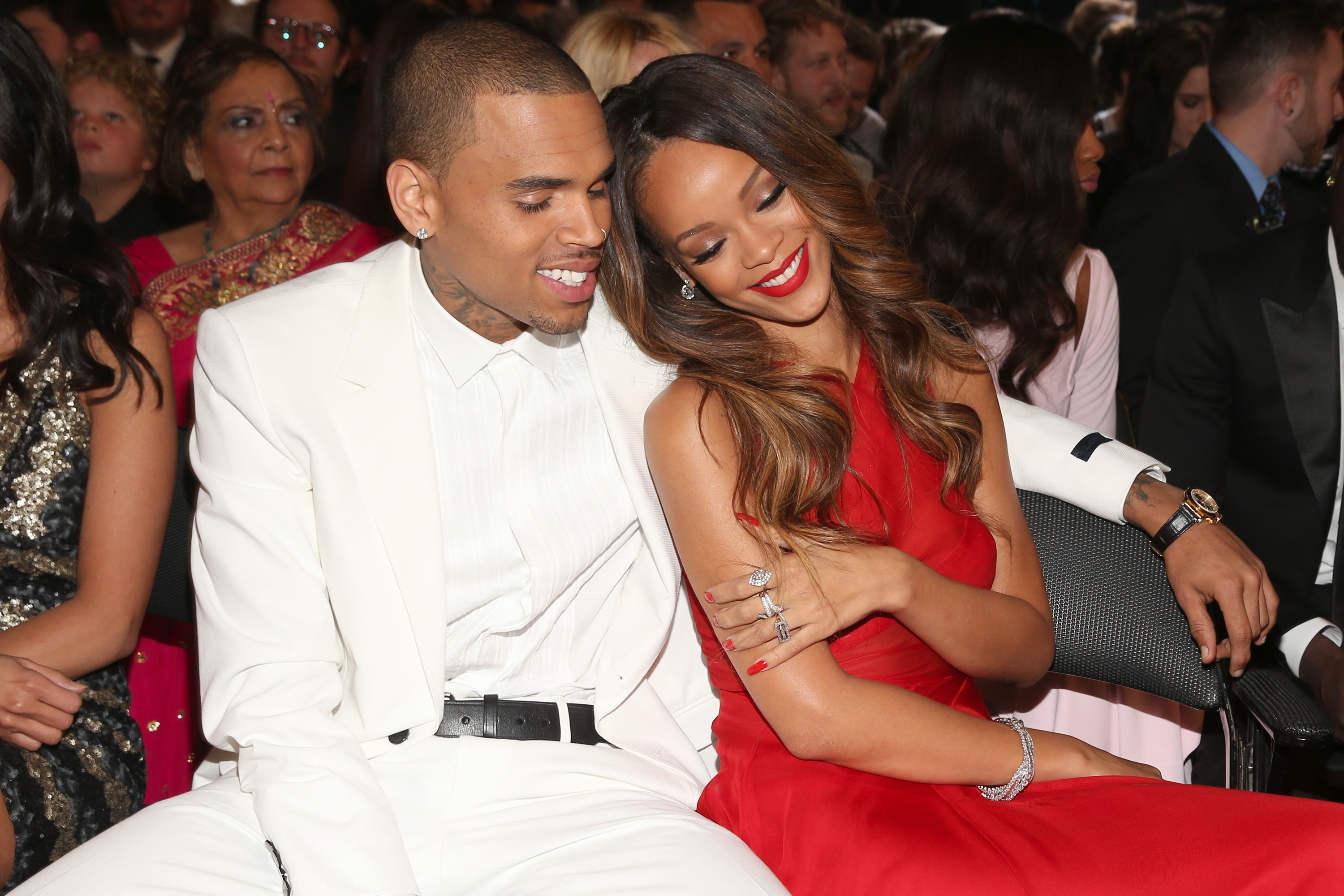 Rihanna Finally Breaks Her Silence On Drake And Chris Brown S Friendship