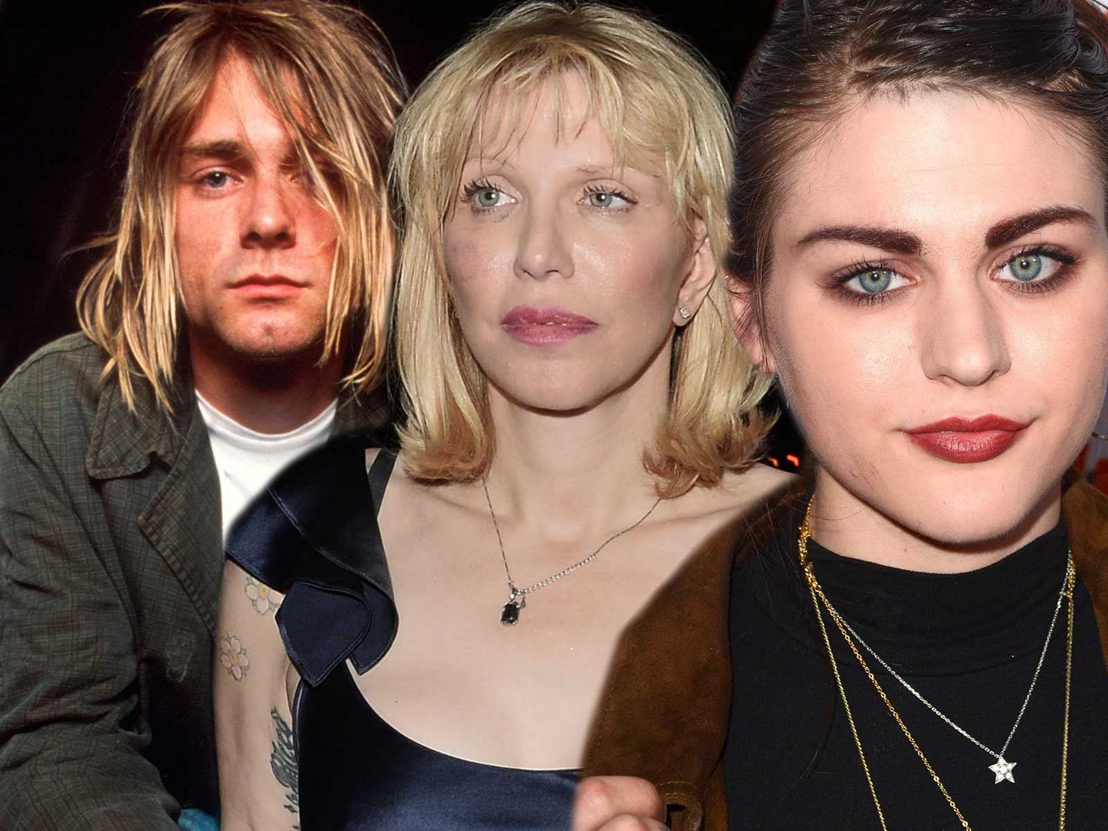 Courtney Love Amp Frances Bean Ramp Up The Fight To Keep