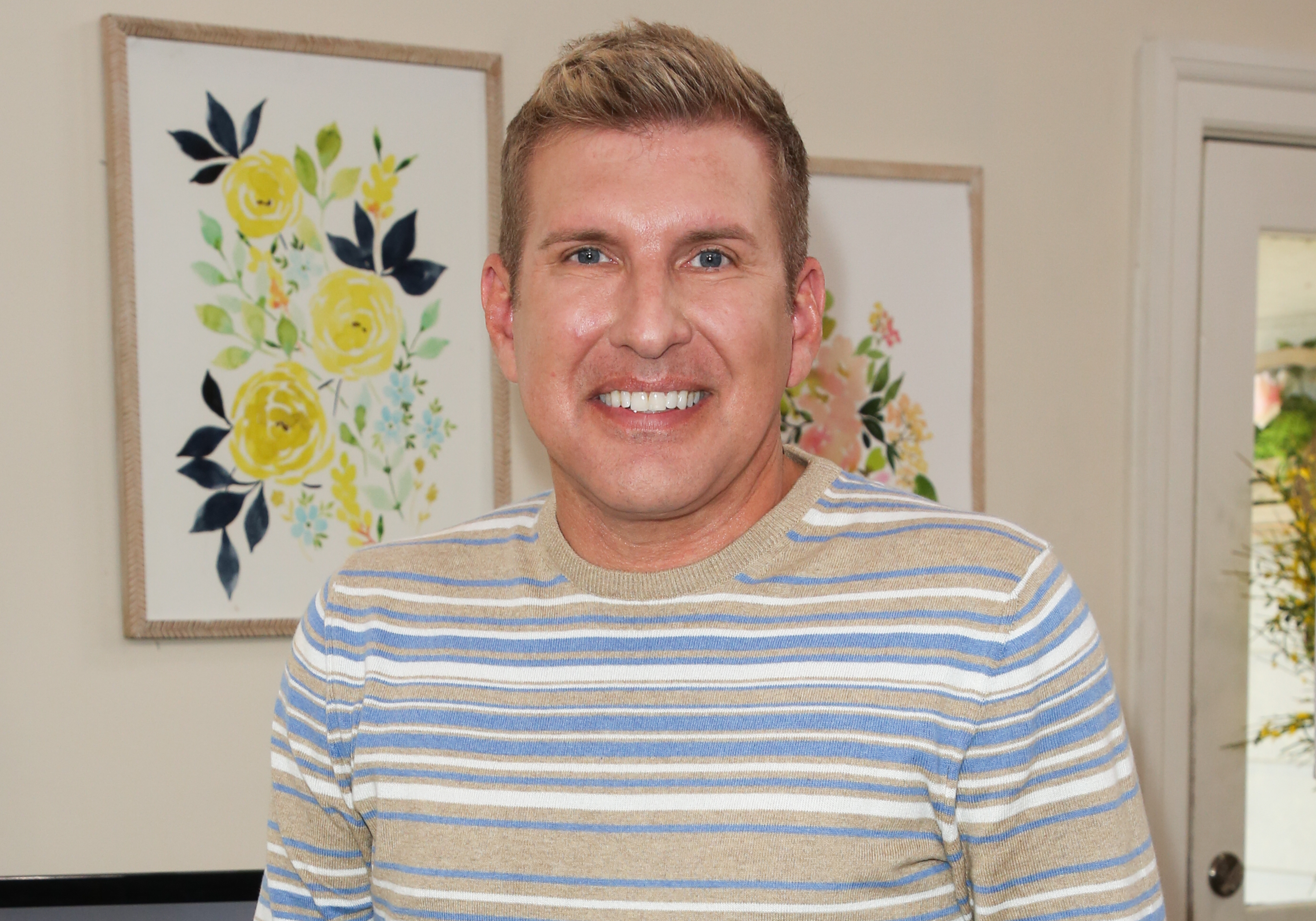 Todd Chrisley Reveals His Struggles With Coronavirus Recovery