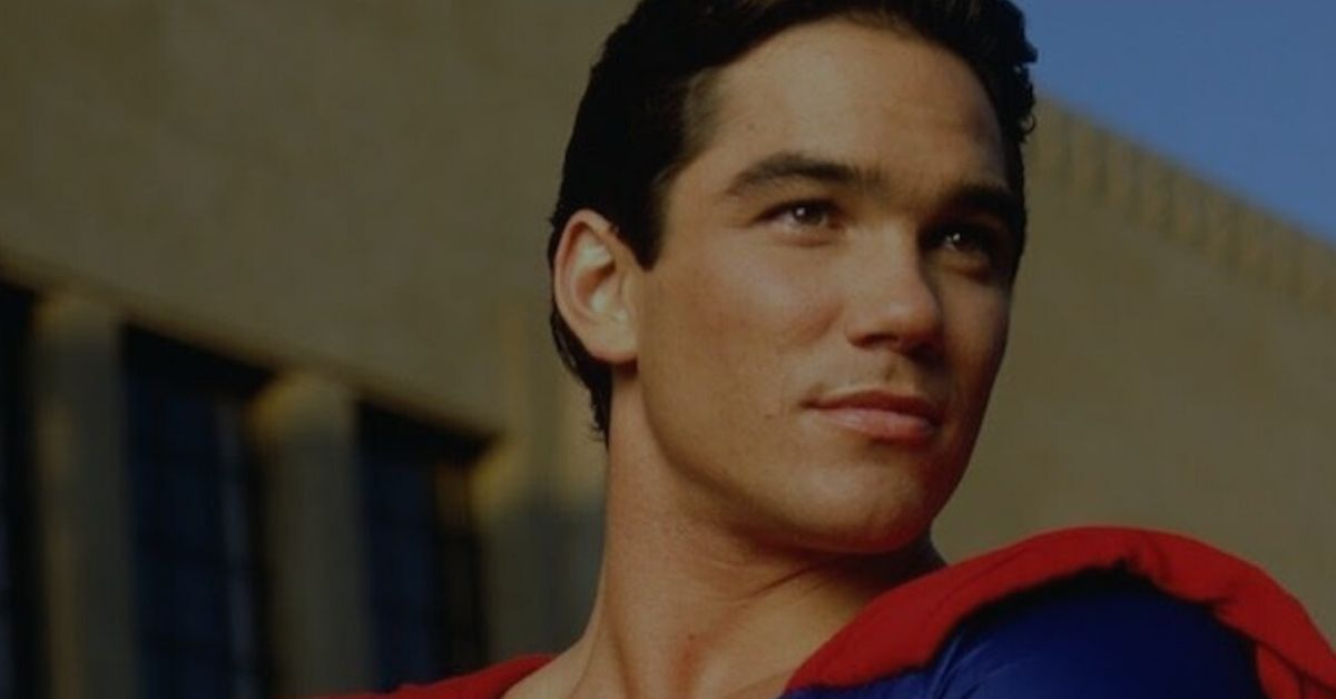 Dean Cain Says Cancel Culture Wouldn T Allow Superman S American Way Catchphrase Today