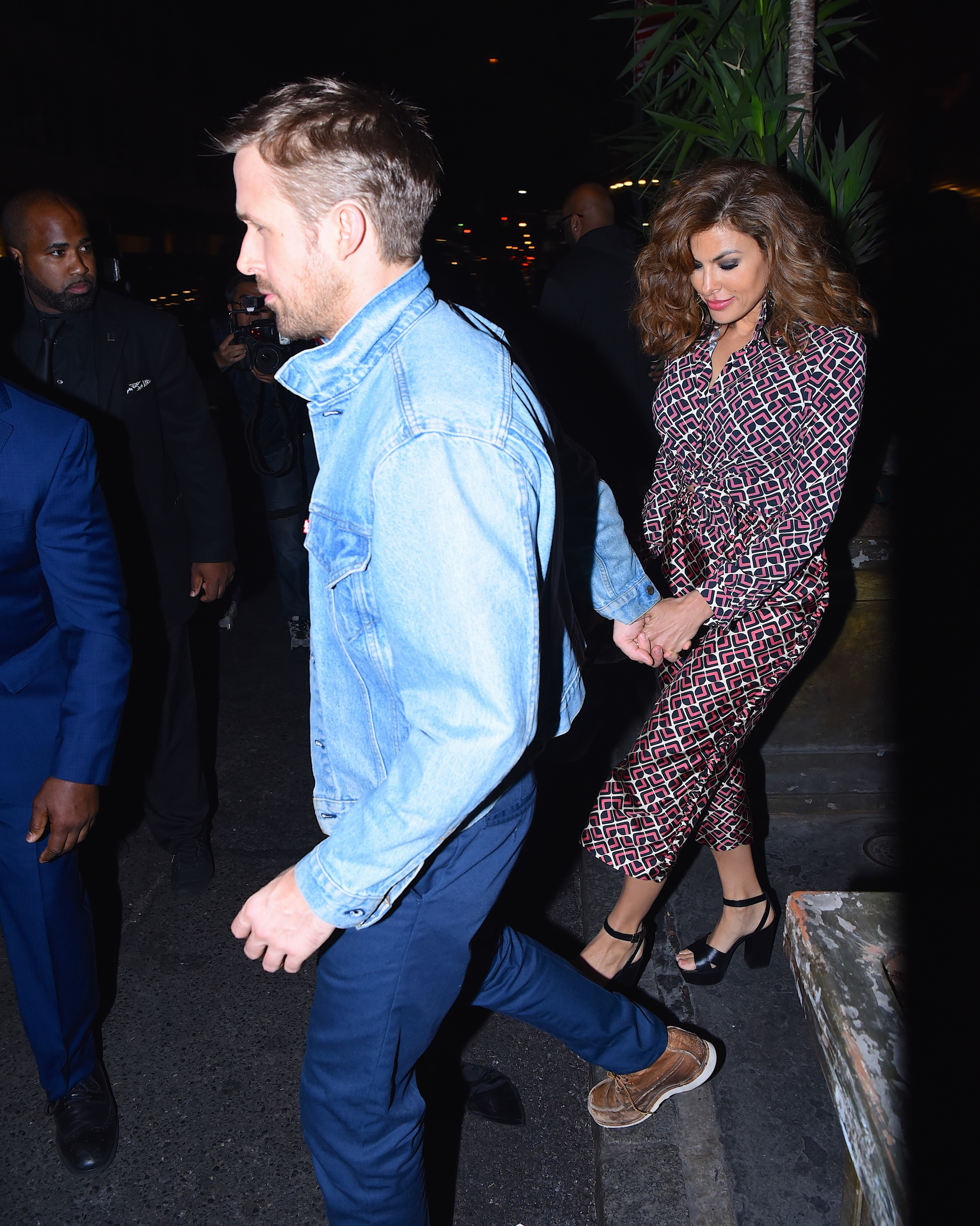 The Secrecy Behind Eva Mendes And Ryan Gosling S Children