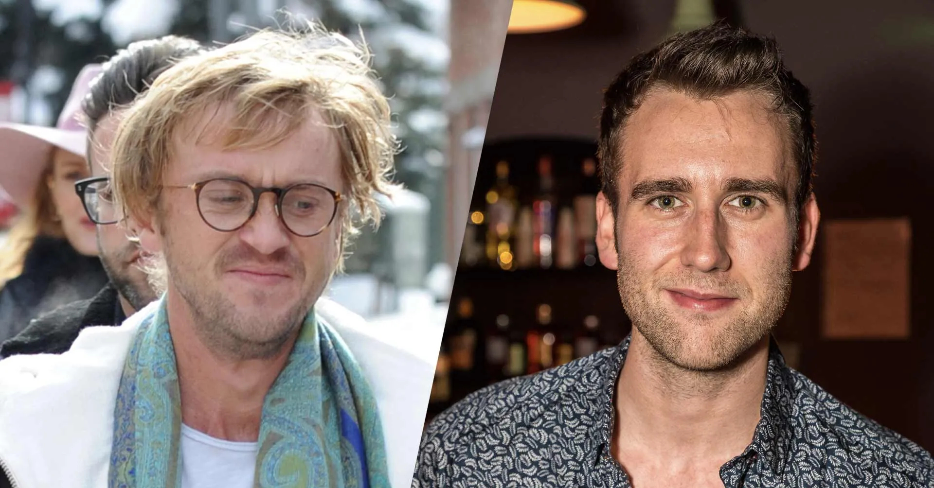 Neville Longbottom Actor Matthew Lewis Claps Back At Draco Malfoy S Aging Sucks Comment