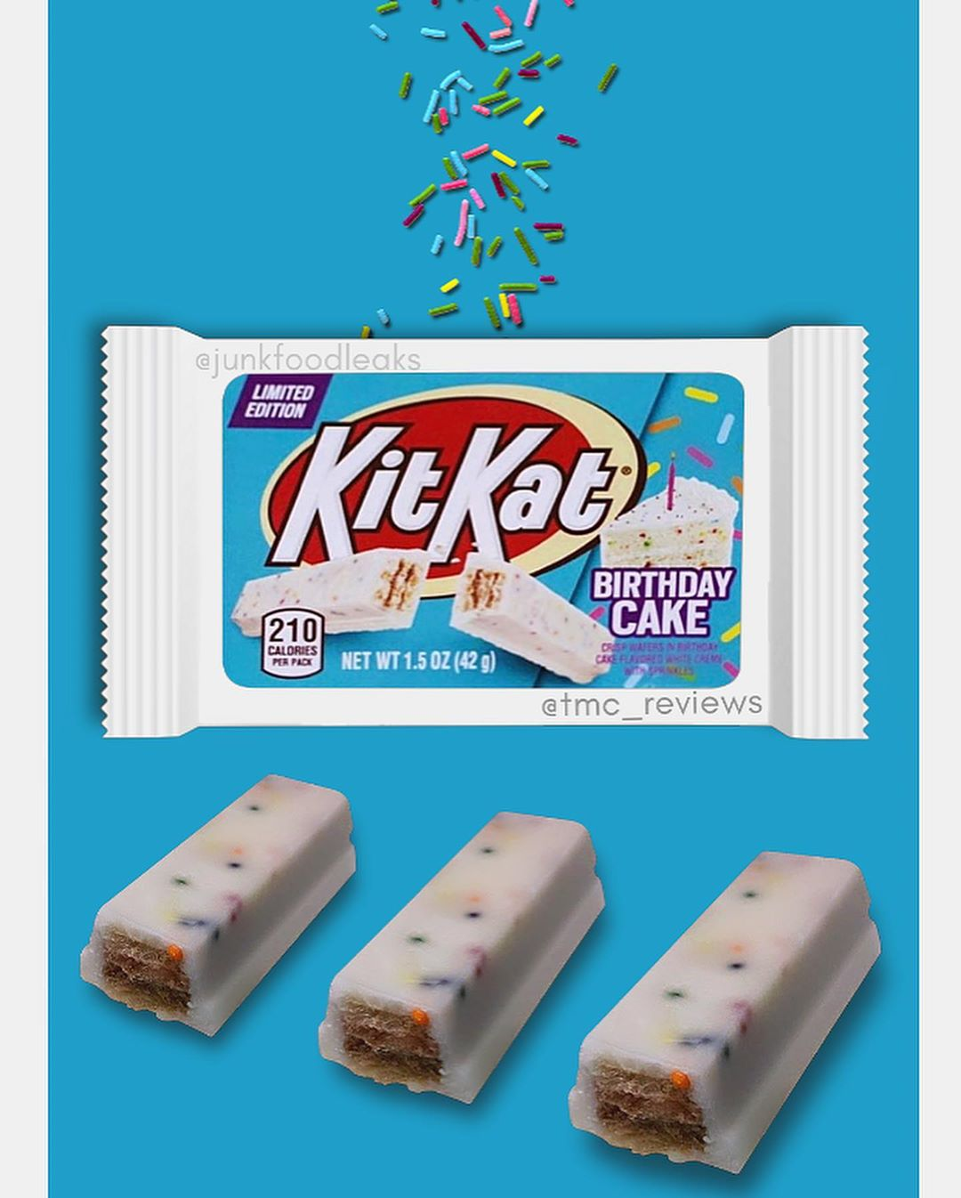 Groovy Kit Kat Is Releasing A Birthday Cake Flavor And Were Ready To Party Funny Birthday Cards Online Fluifree Goldxyz