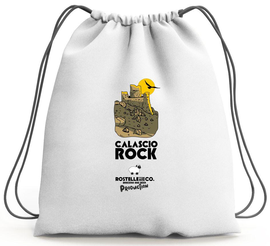 Sacca Calascio Rock