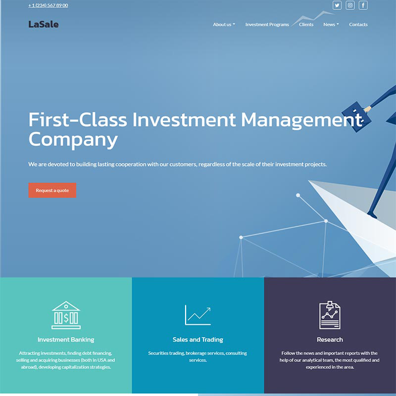 Investment Agency