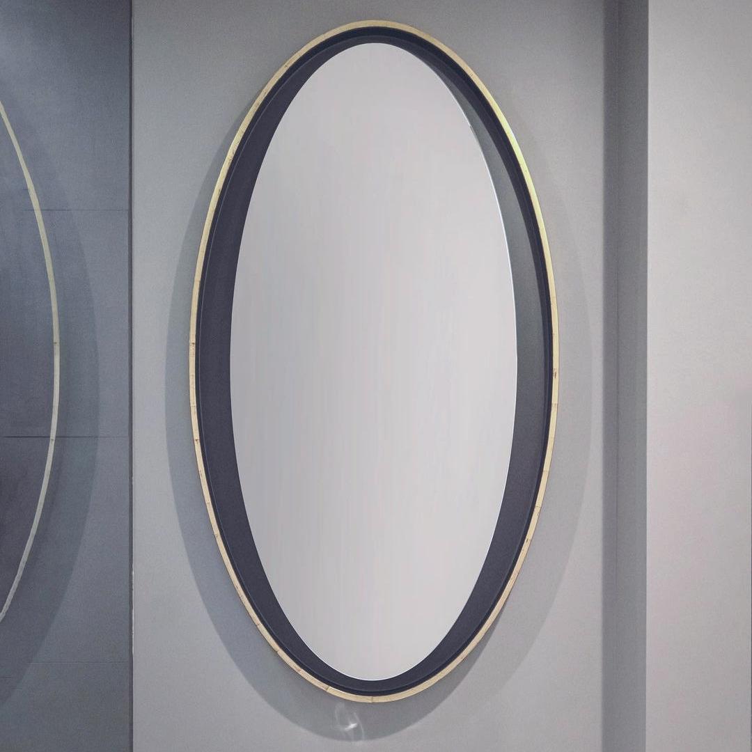 Овальное зеркало «ковчег»