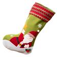 Santa Claus Stocking