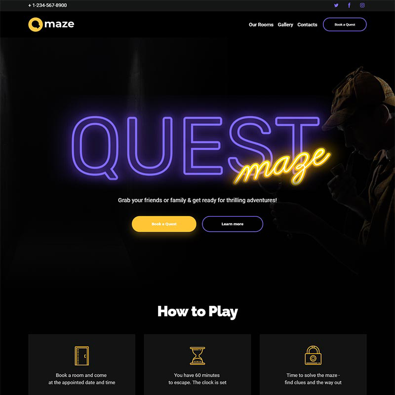 Quest Room
