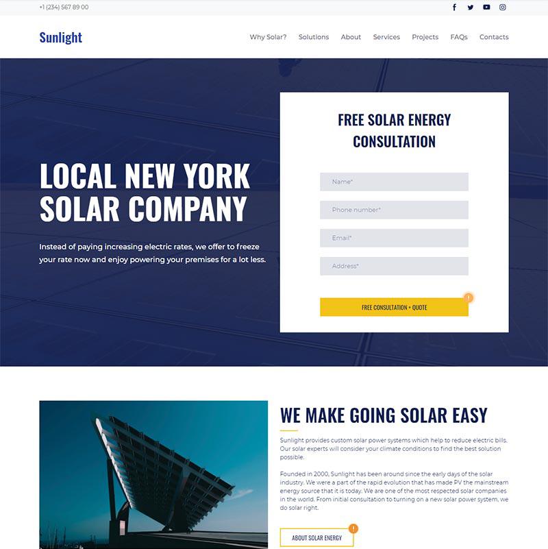 Solar Panels Manufacturer