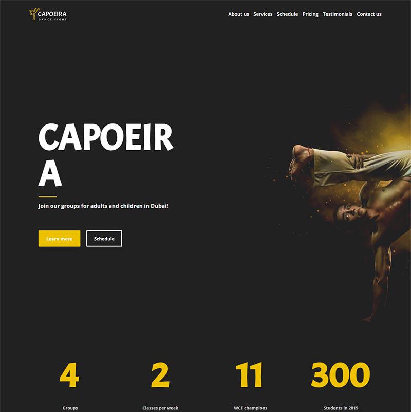 Capoeira School