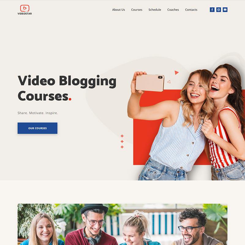 Video Blogging Courses