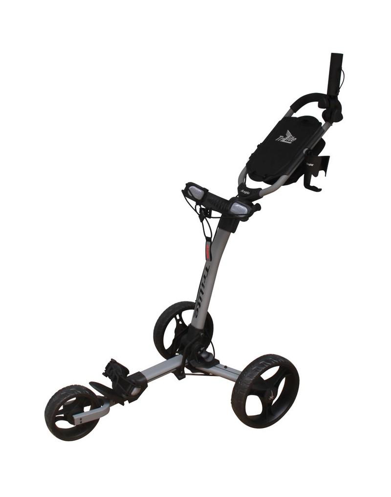Manual Golf Trolley Axglo Trilite