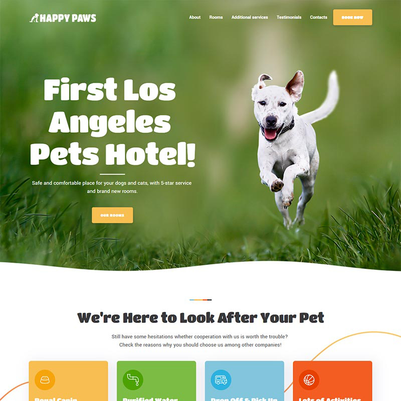 Pet's Hotel
