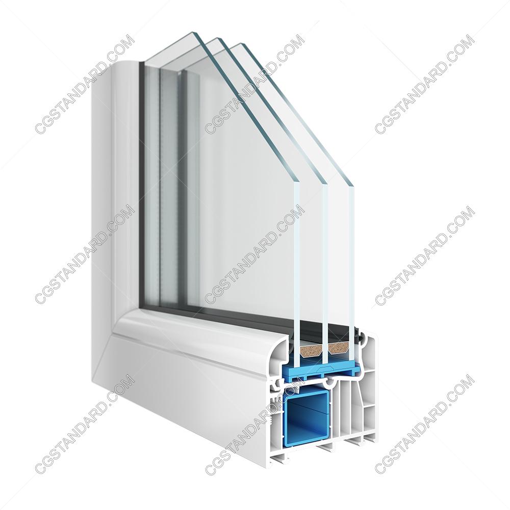 WDS 8S Window 3D Render 4K