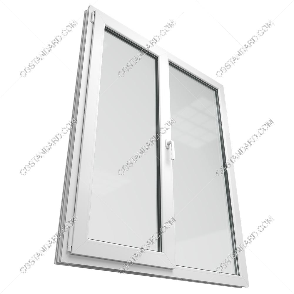 WDS 7S Window 3D Render 4K